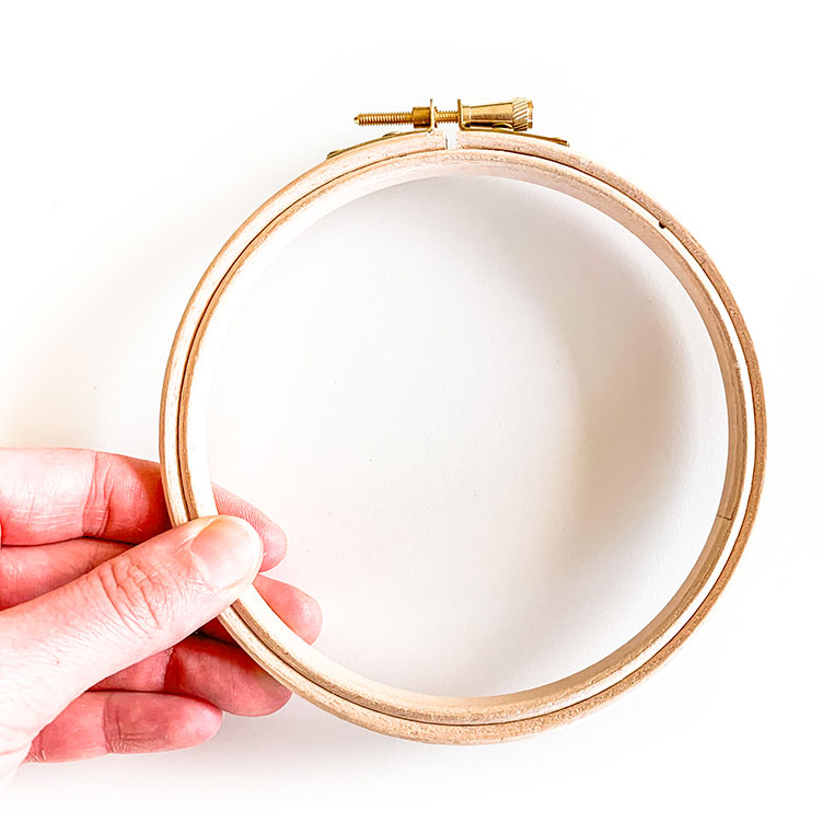 5 inch embroidery hoop