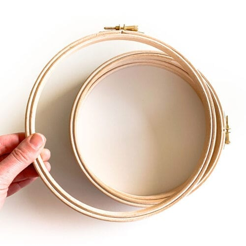 8 inch embroidery hoop