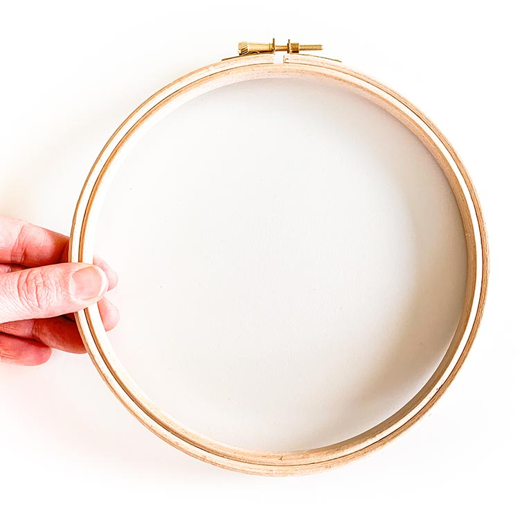 7 inch embroidery hoop