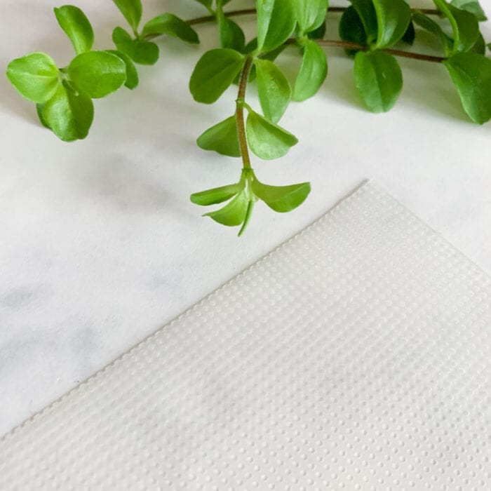 water soluble canvas for cross stitch embroidery