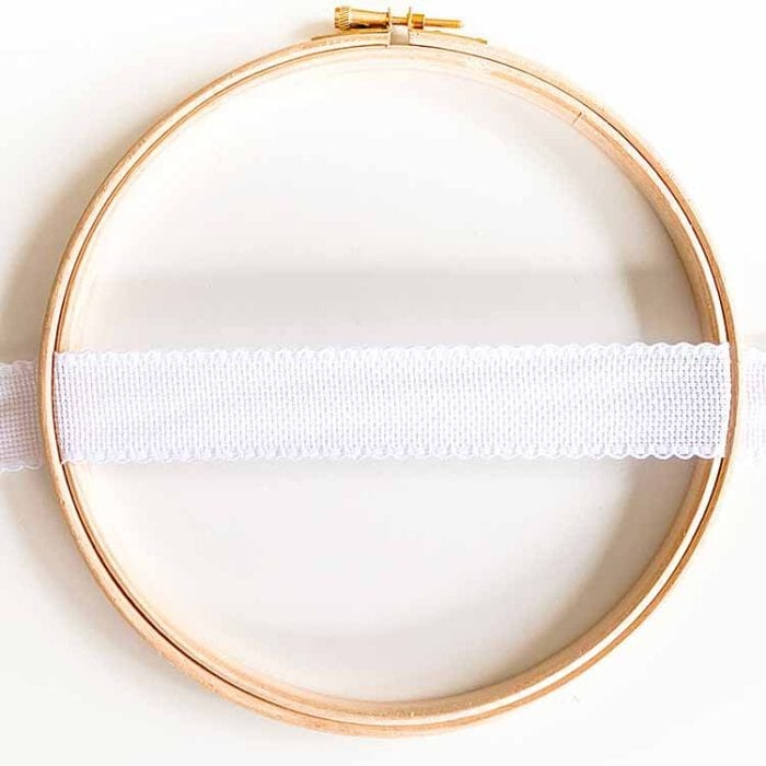aida ribbon 3 cm cross stitch band