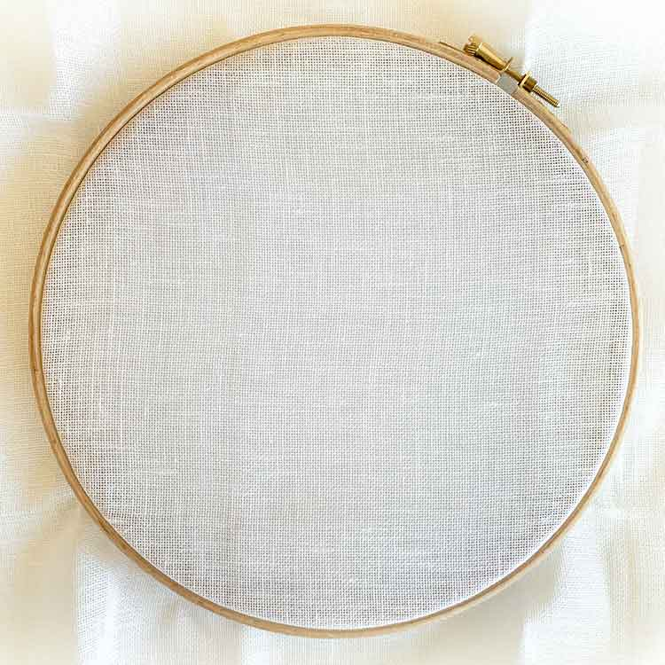 evenweave 28 count cross stitch fabric