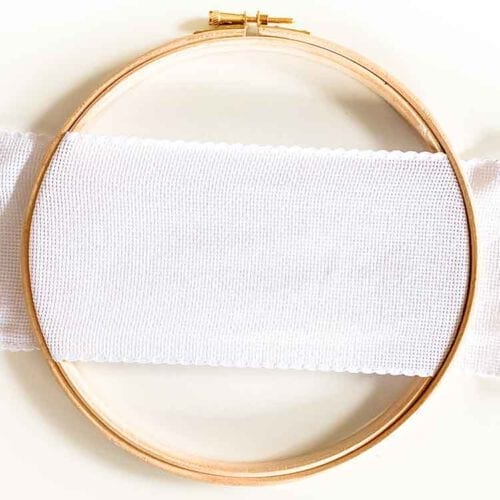 aida ribbon 10 cm cross stitch band