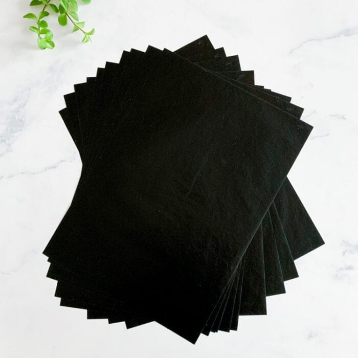 10 sheets carbon paper