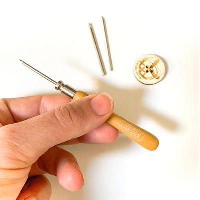 koekoek punch needle 3 size punch needle
