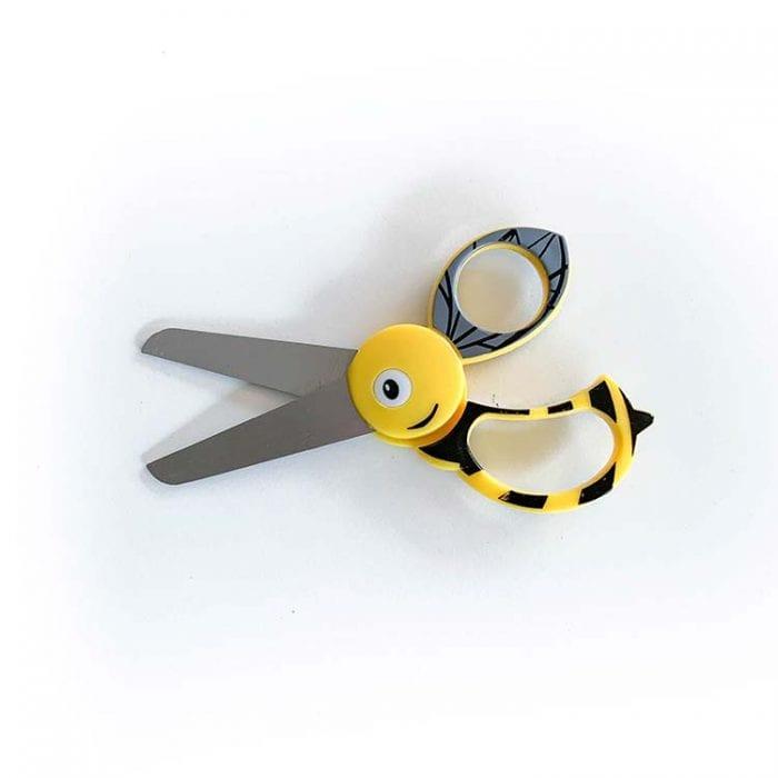 Bee Children Scissors