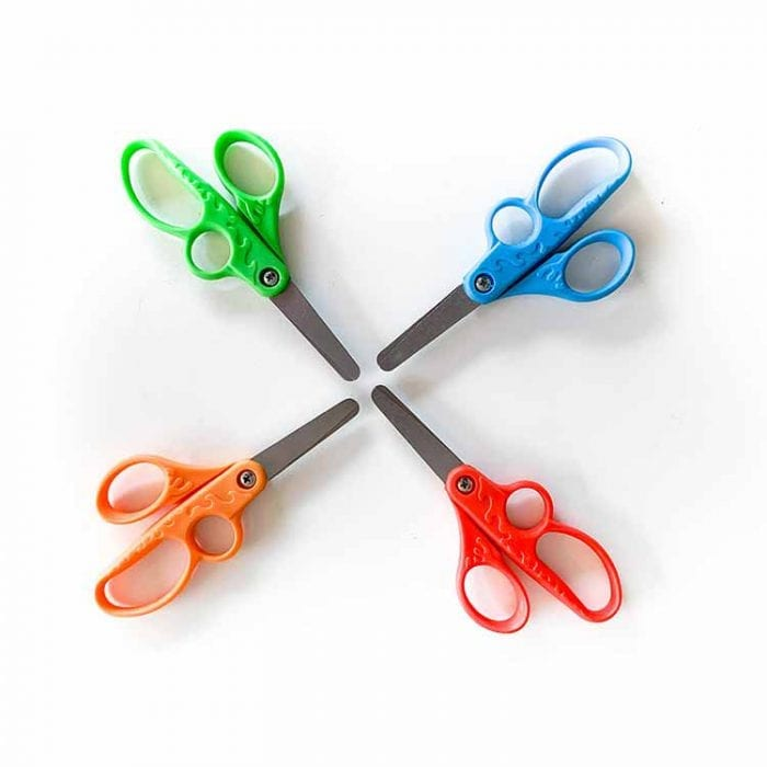 Children Scissors total control