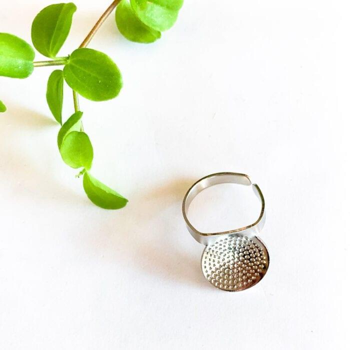 sashiko ring thimble