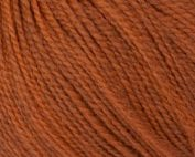 orange lanita ecological wool
