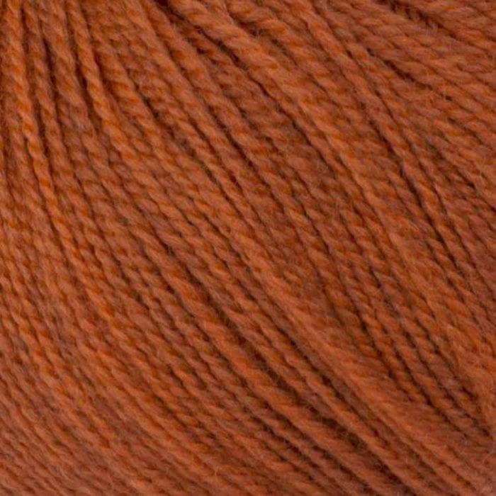 orange lanita ecological wool