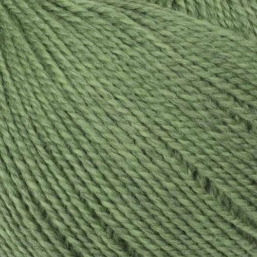 Fern green lanita ecological wool