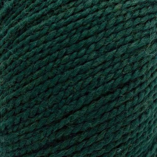 deep green ecological merino wool lanita