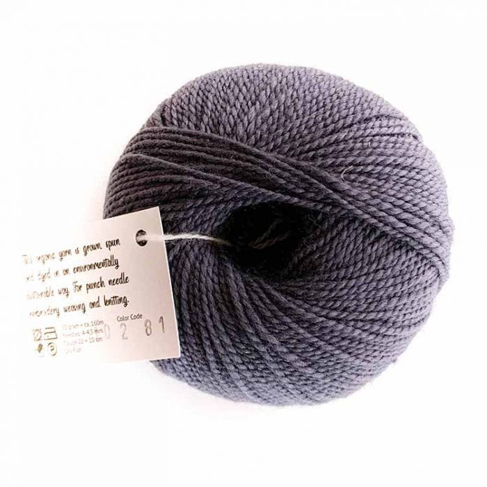 Antracite Ecological Wool