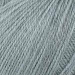 Lanita LIght gray blue ecological wool