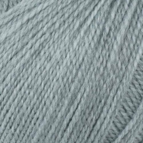 Lanita LIght gray blue ecological wool