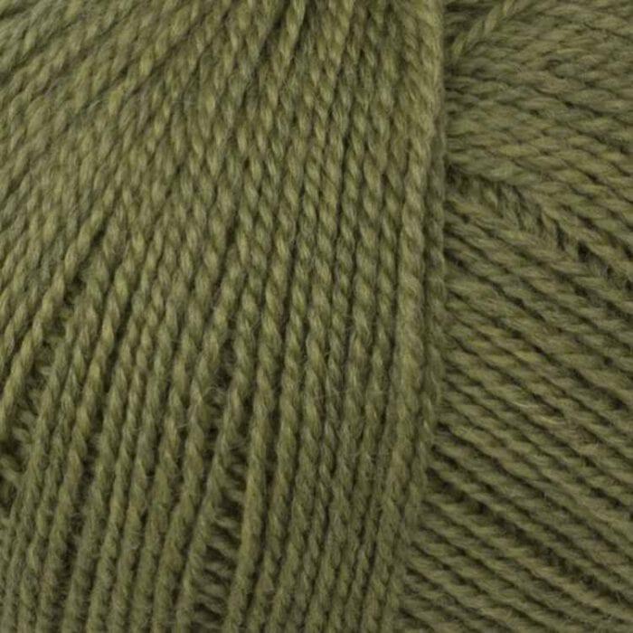 11472 lanita khaki ecological wool