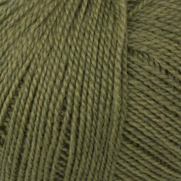 11472 lanita khaki ecological wool