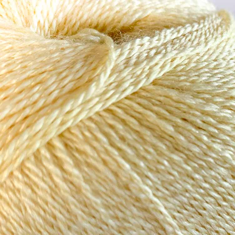 silky finita light yellow luxury yarn