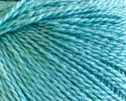 silky finita turquoise luxury yarn mulberry silk