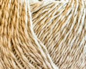 Relove denim beige recycled jeans yarn