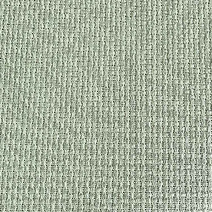 Sage green aida 14 cross stitch fabric