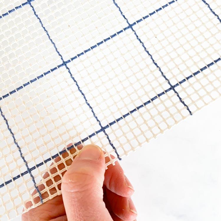interlock rug canvas 5 count