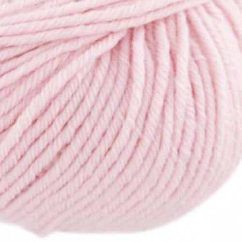 gordita touch of pink ecological merino wool 122