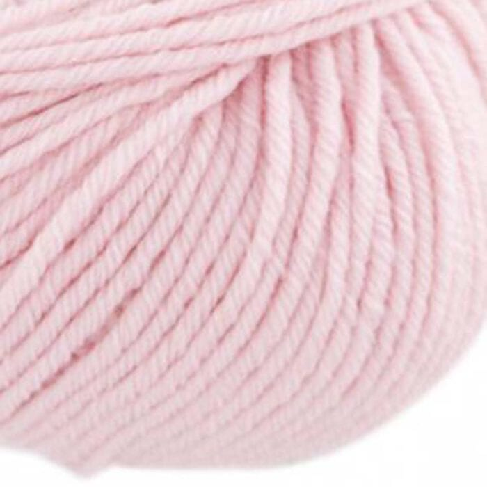 gordita touch of pink ecological merino wool 122