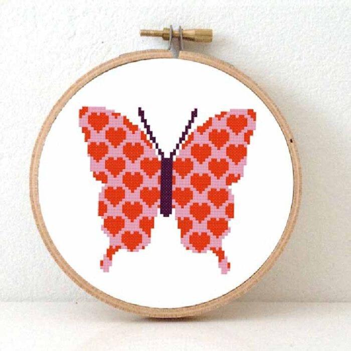 butterfly in love kit