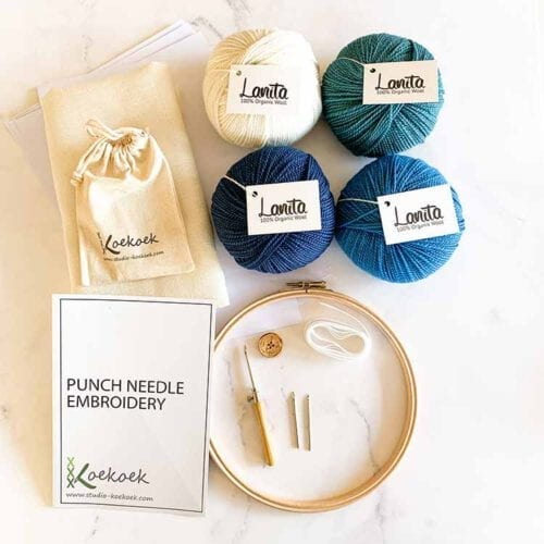 ocean 3 size punch kit starter