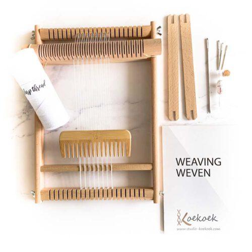 Weaving loom starter kit 20cm