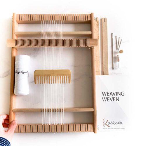 Weaving loom starter kit 30 cm