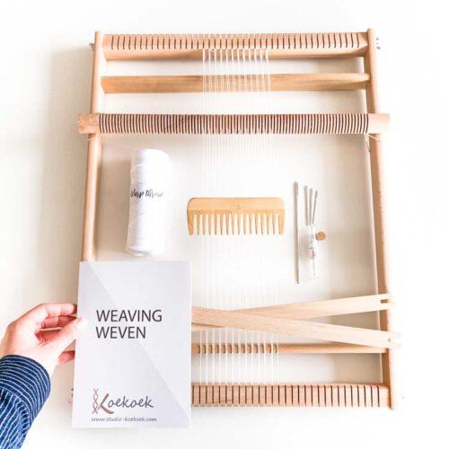Weaving loom starter kit 40 cm