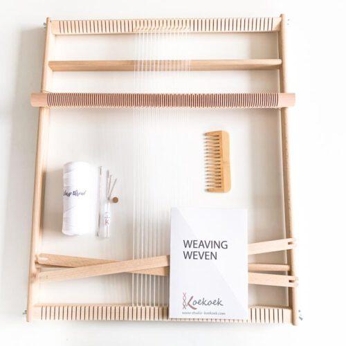 Weaving loom starter kit 50cm