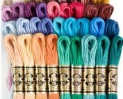 DMC Mouline cotton embroidery floss