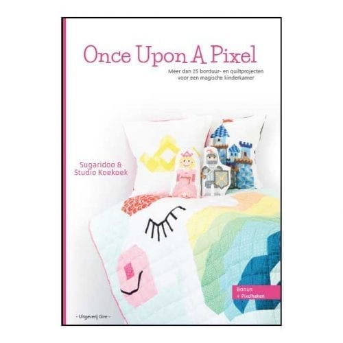 Once Upon a Pixel Boek Once Upon a Pixel Book