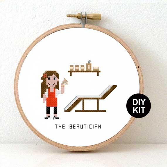 DIY gift Beautician