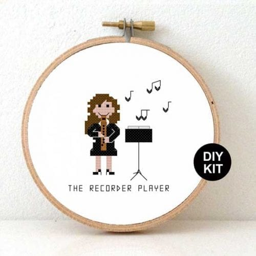 DIY gift Recorder player