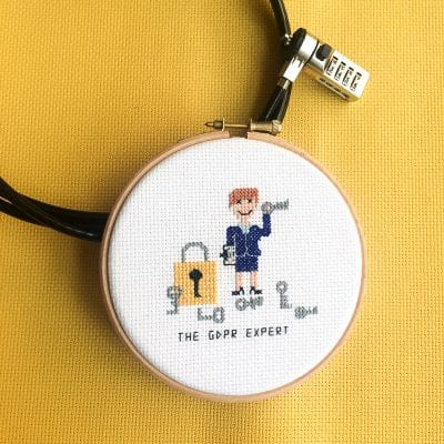 DIY gift for Privacy officer