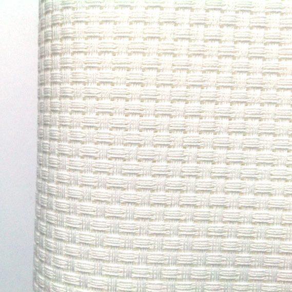 Aida 6 count White Cross Stitch Fabric White AIDA 6 Count Fabric