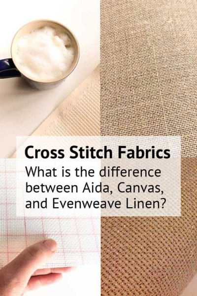what is the difference between aida evenweave and linen