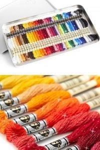 DMC-etoile-threads-mouline