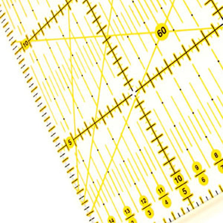 prym 15x60 cm ruler Prym Omnigrid Ruler 15 x 60 cm