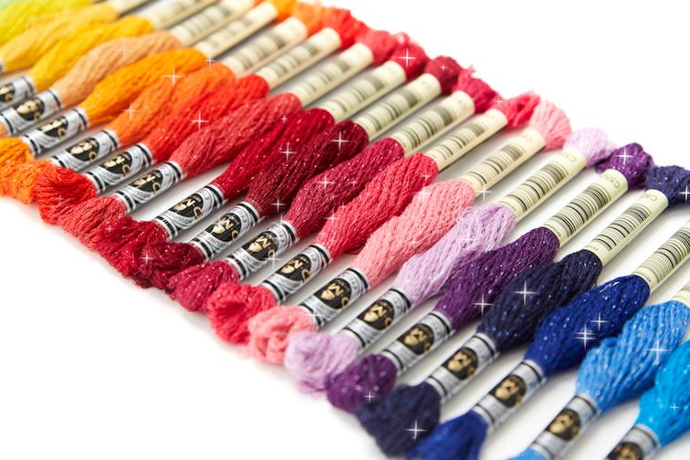 Etoile cross stitch floss