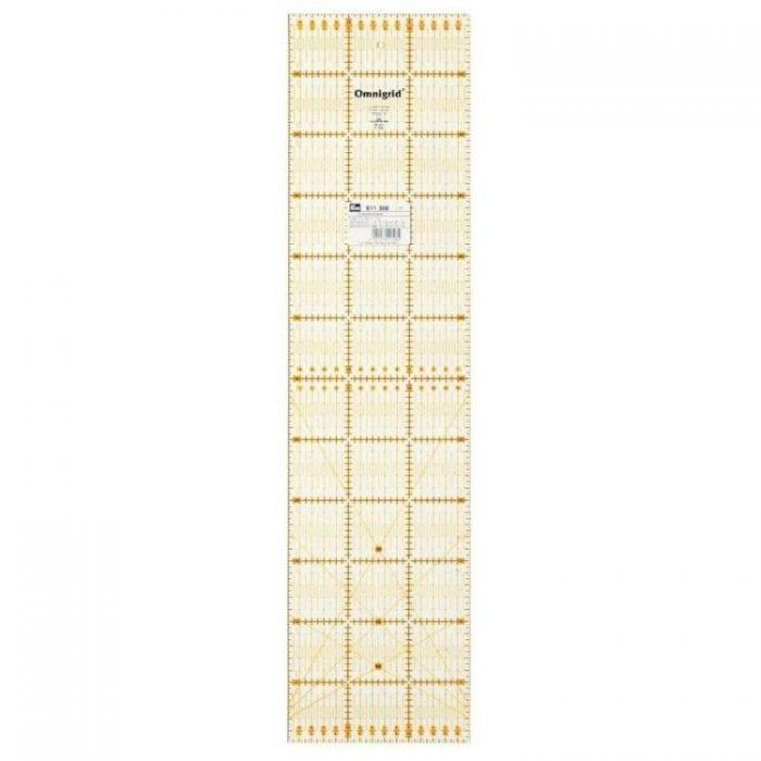 prym lange liniaal 15 x 60 cm quilting ruler