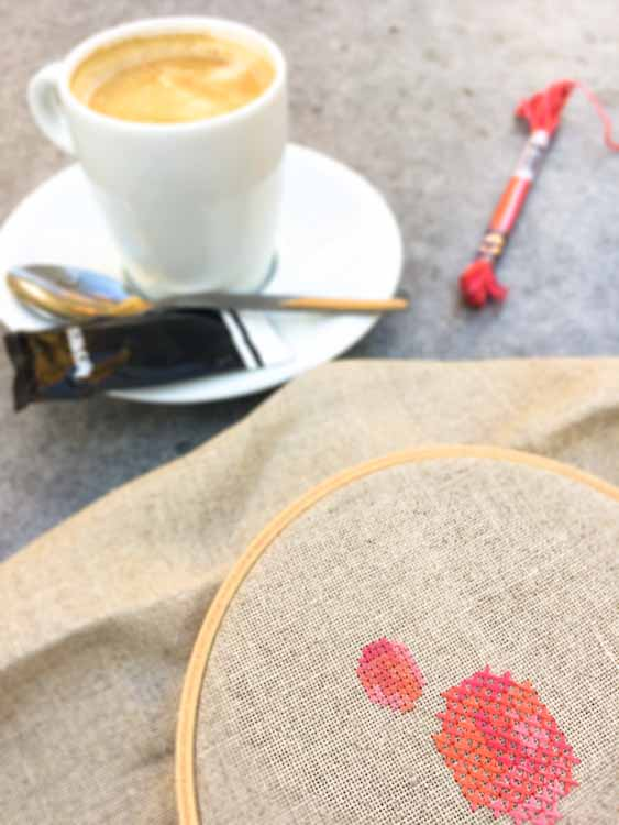 How to Stitch over 2 | Cross Stitch Instructions for beginners