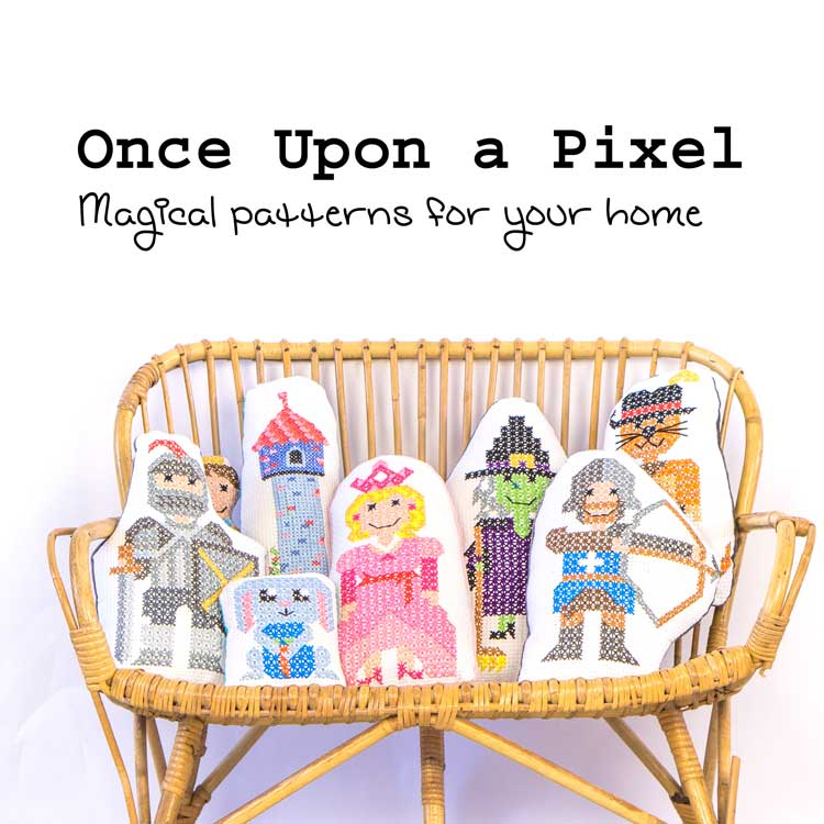 once upon a pixel fairytale cross sitch patterns