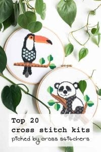 top 20 cross stitch kit gifts ideas every cross stitcher wants to receive