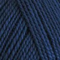 11447 Lanita Navy Eco Wool for punch needle embroidery knitting wool