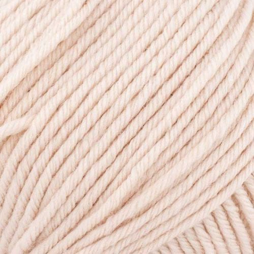 Lanita Peach Eco wool for punch needle embroidery knitting weaving